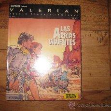 Cómics: VALERIAN Nº 14 GRIJALBO LAS ARMAS VIVIENTES. Lote 12385584