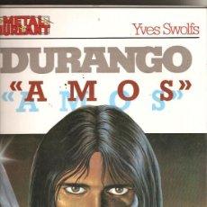 Comics: DURANGO. Lote 12465328