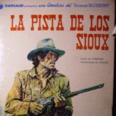 Cómics: EL TENIENTE BLUEBERRY Nº 5 LA PISTA DE LOS SIOUX. Lote 27382628