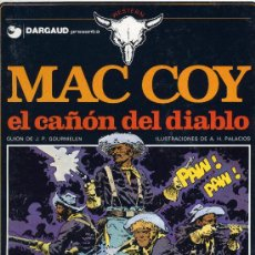Cómics: MAC COY Nº9 (EDIT. GRIJALBO, 1982). Lote 12620298