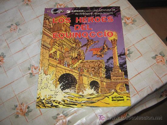 VALERIAN 7 GRIJALBO DARGAUD,AÑO 1982. (Tebeos y Comics - Grijalbo - Valerian)