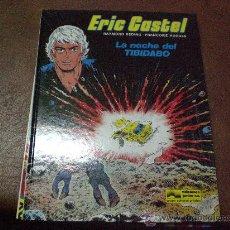 Cómics: COMIC ERIC CASTEL NUM 7 LA NOCHE DEL TIBIDABO ED GRIJALBO AÑOS 80 EN CASTELLANO. Lote 26332059