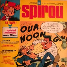 Cómics: SPIROU Nº 1999. Lote 22055563