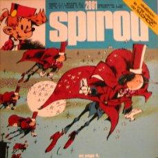 Cómics: SPIROU Nº 2001. Lote 22055562