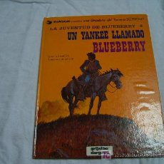 Cómics: LA JUVENTUD DE BLUEBERRY 2. UN YANKEE LLAMADO BLUEBERRY. GRIJALBO- DARGAUD 1981. Lote 26587473