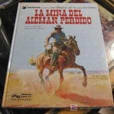Cómics: TENIENTE BLUEBERRY Nº 1 AÑO 1977 PRIMERA EDICION . Lote 13044753