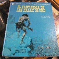 Cómics: TENIENTE BLUEBERRY Nº 2 AÑO 1977 PRIMERA EDICION . Lote 13044810