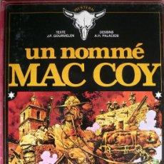 Cómics: UN NOMMÈ MAC COY / J.P GOURMELEN Y A.H. PALACIOS. Lote 27084133