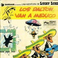 Comics : LUCKY LUKE, LOS DALTON VAN A MEXICO , DARGAUD, 1978. Lote 77543711