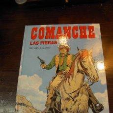 Cómics: COMANCHE. LAS FIERAS. ROUGE & GREG. GRIJALBO/DARGAUD, Nº 11. Lote 13635215