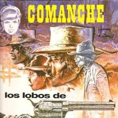 Cómics: COMANCHE Nº 3 LOS LOBOS DE WYOMING EDICIONES JUNIOR TAPA DURA. Lote 27347551