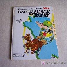 Cómics: ASTERIX.LA VUELTA A LA GALIA POR ASTERIX. ED JUNIOR. GRIJALBO.1978. Lote 14178926