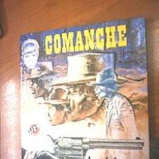 Cómics: COMANCHE. LOS LOBOS DE WYOMING. 1º ED. 1984. C3304. Lote 14833920