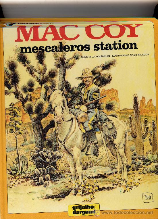 MAC COY Nº 15 (EDIT. GRIJALBO, 1989) (Tebeos y Comics - Grijalbo - Mac Coy)