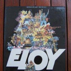 Cómics: ELOY. ANTONIO HERNANDEZ PALACIOS ( MANOS KELLY, MAC COY... ) EN EUSKERA¡¡ 1979. IKUSAGER.. Lote 56693425