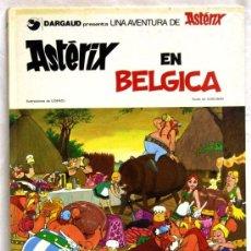 Cómics: ASTERIX EN BÉLGICA EDITORIAL GRIJALBO DARGAUD 1981 TAPA DURA. Lote 113769395