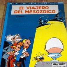 Cómics: AVENTURAS DE SPIROU Y FANTASIO Nº 11 EL VIAJERO DEL MESOZOICO. ED. JUNIOR. NUEVO!!!!. Lote 16260938