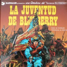 Cómics: BLUEBERRY / LA JUVENTUD DE BLUEBERRY / CHARLIER Y GIRAUD. Lote 27144231