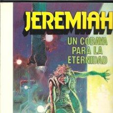 Cómics: JEREMIAH UN COBAYA PARA LA ETERNIDAD . Lote 16326226