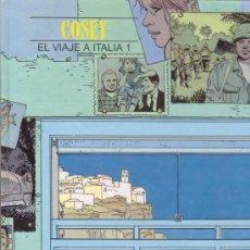 Cómics: EL VIAJE A ITALIA 1. COSEY. COLECCIÓN TRAZO LIBRE. EDITORIAL GRIJALBO.. Lote 26337013