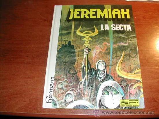 JEREMIAH Nº 6. (Tebeos y Comics - Grijalbo - Jeremiah)