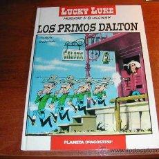Cómics: LUCKY LUKE LOS PRIMOS DALTON (PLANETA DE AGOSTINI) TAPA DURA REFª (JC). Lote 26441170