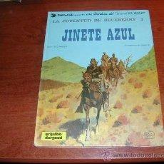Cómics: BLUEBERRY: LA JUVENTUD DE BLUEBERRY Nº3 JINETE AZUL. Lote 26441163