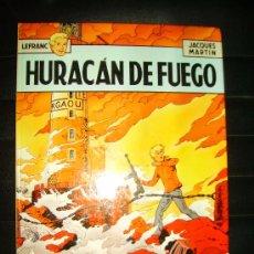 Cómics: LEFRANC Nº 2 HURACAN DE FUEGO. Lote 16663831