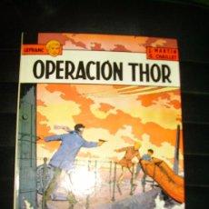 Cómics: LEFRANC Nº 6 OPERACION THOR . Lote 16663850