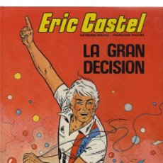 Comics : ERIC CASTEL; TOMO 8 LA GRAN DECISIÓN. Lote 27402756