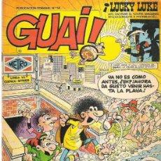 Cómics: GUAI! - Nº 14. Lote 18480931
