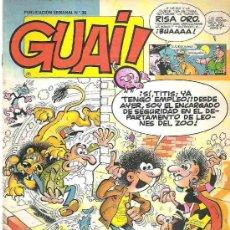 Cómics: GUAI! - Nº 30. Lote 18480932