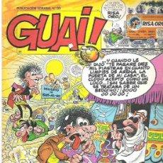 Cómics: GUAI! - Nº 33. Lote 18480933
