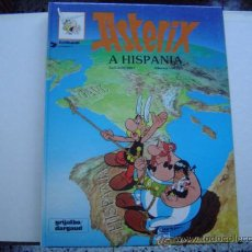 Cómics: COMIC ASTERIX , A HISPANIA. . Lote 17380408