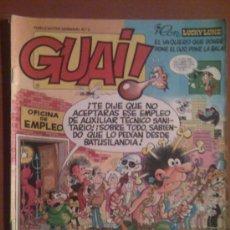 Cómics: GUAI! Nº 2 *C1. Lote 26877818