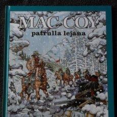 Cómics: MAC COY, Nº 20: PATRULLA LEJANA (GRIJALBO/DARGAUD) (¡¡DESCATALOGADO Y AGOTADÍSIMO!!). Lote 49470127