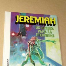 Cómics: JEREMIAH Nº 5. UN COBAYA PARA LA ETERNIDAD. HERMANN. EDICIONES JUNIOR 1982. +++++. Lote 25786063