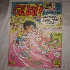 Cómics: GUAI Nº 24 EDICIONES JUNIOR . Lote 18619590