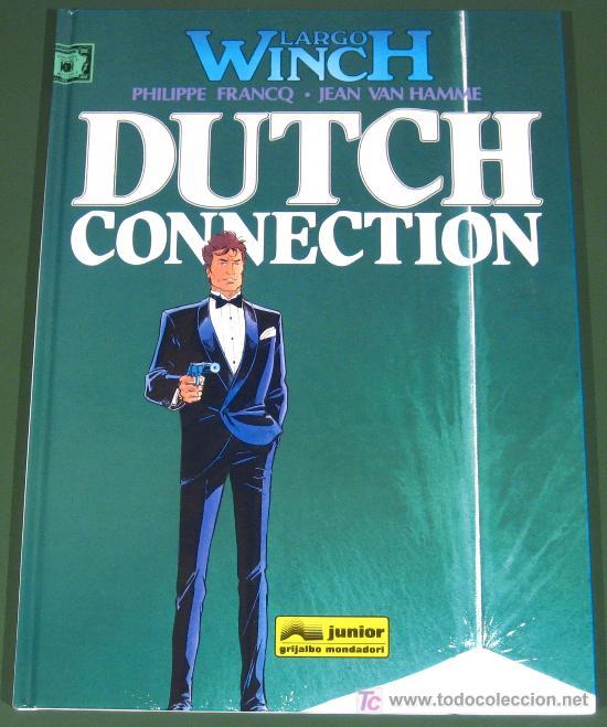 LARGO WINCH #6 DUTCH CONNECTION (ED. GRIJALBO) (Tebeos y Comics - Grijalbo - Largo Winch)