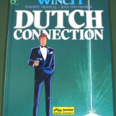 Cómics - LARGO WINCH #6 DUTCH CONNECTION (ED. GRIJALBO) - 30839449