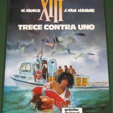 Cómics: XIII #8 TRECE CONTRA UNO (ED. GRIJALBO). Lote 42114790