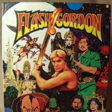 Cómics: COMIC TAPA DURA, FLASH GORDON, EDICIONES JUNIOR, GRIJALBO, 64 PAGINAS, 1984. Lote 20348321