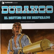 Cómics: DURANGO Nº 6. EDITORIAL GRIJALBO - DARGAUD. ¡IMPECABLE!. Lote 20219697