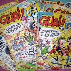 Cómics: LOTE TEBEOS GUAI! (34 NUMEROS) - IBAÑEZ. Lote 26509044
