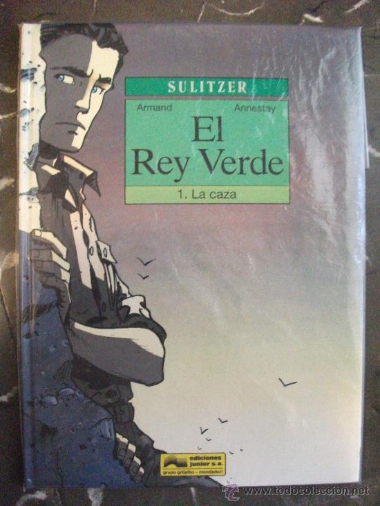 EL REY VERDE EDICIONES JUNIOR (Tebeos y Comics - Grijalbo - Otros)