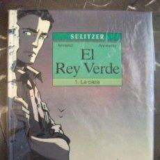 Cómics: EL REY VERDE EDICIONES JUNIOR. Lote 25583082