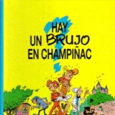 Cómics: LAS AVENTURAS DE SPIROU Y FANTASIO (JUNIOR ) ORIGINALES 1987-1994 LOTE. Lote 27366123
