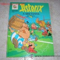 Cómics: ASTERIX A BRETANYA Nº 12 GRIJALBO DARGAUD 1996 EN CATALAN - COMO NUEVO. Lote 20419701