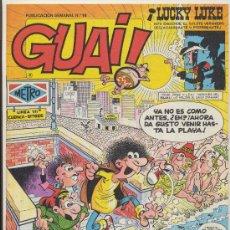 Cómics: GUAI Nº 14.. Lote 20707411