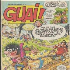 Cómics: GUAI Nº 25.. Lote 20709963
